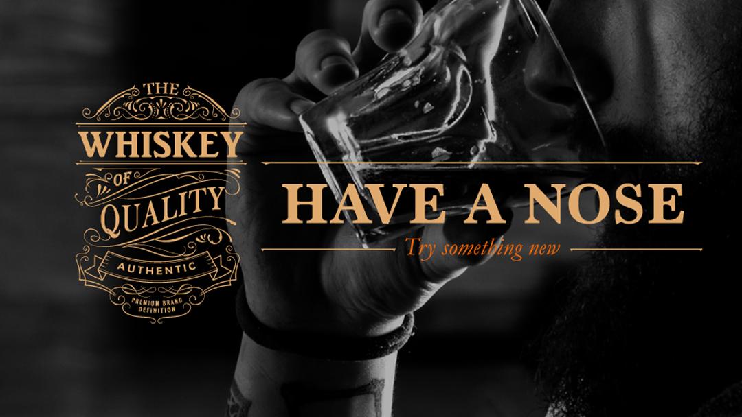 Whiskey Social Media