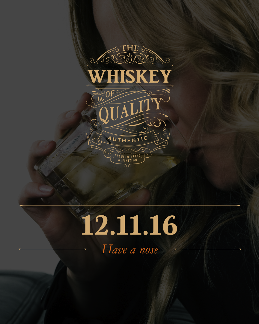 Social Media Whiskey