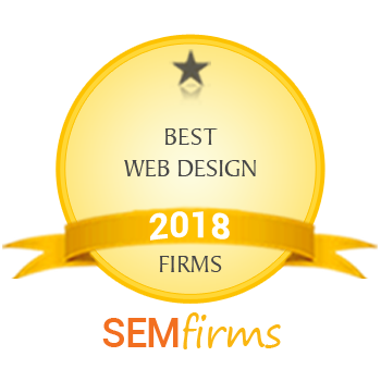 Best Web Design Company Award