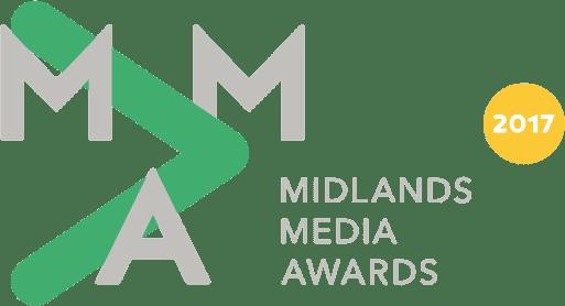 Midlands Media Awards Logo